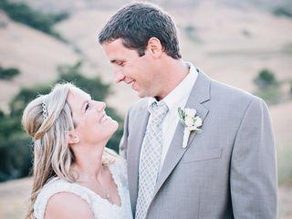 The wedding of Joe and Meghan