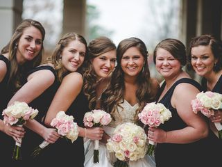 Cameron and Matt's Wedding in Searcy, Arkansas 3