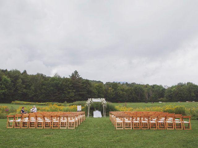 Charlotte and Matt's Wedding in Stowe, Vermont 18
