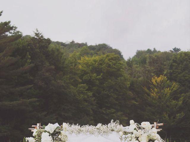 Charlotte and Matt's Wedding in Stowe, Vermont 20