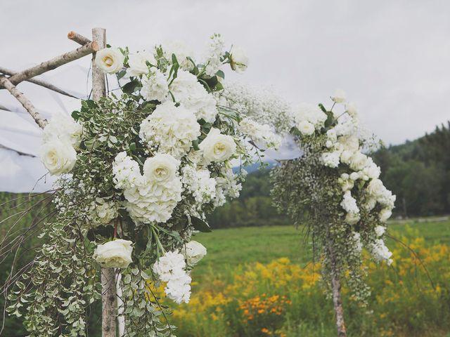 Charlotte and Matt's Wedding in Stowe, Vermont 19