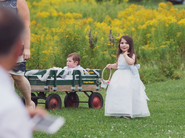 Charlotte and Matt's Wedding in Stowe, Vermont 21