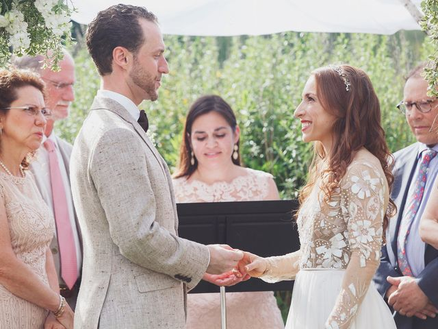 Charlotte and Matt's Wedding in Stowe, Vermont 24