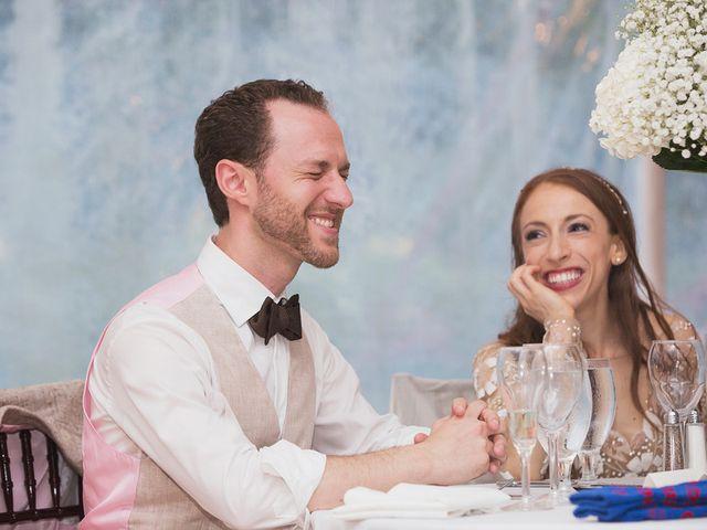 Charlotte and Matt's Wedding in Stowe, Vermont 32