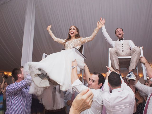 Charlotte and Matt's Wedding in Stowe, Vermont 33