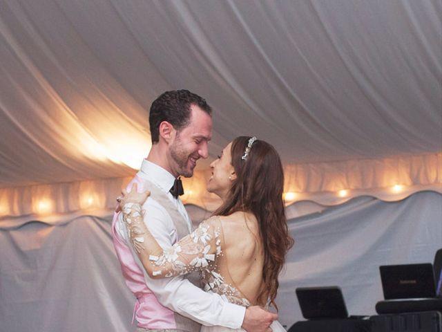 Charlotte and Matt's Wedding in Stowe, Vermont 34