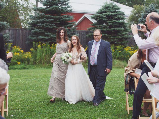 Charlotte and Matt's Wedding in Stowe, Vermont 22