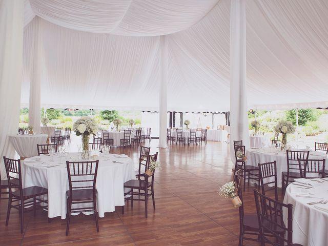Charlotte and Matt's Wedding in Stowe, Vermont 28