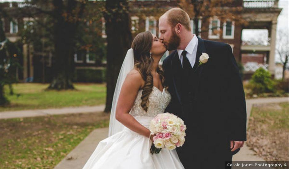 Cameron and Matt's Wedding in Searcy, Arkansas