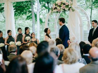 The wedding of Lauren and Pat 1