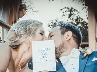 The wedding of Eric and Jillian 3