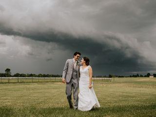 The wedding of Kadelyn and Michael