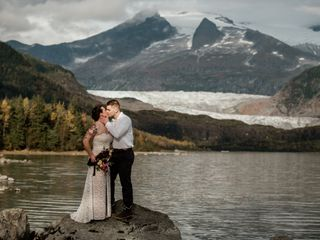 The wedding of Samantha and Joe