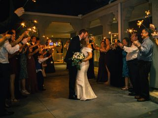 The wedding of Nick and Elizabeth 1