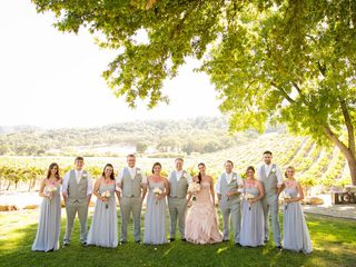 Jesse and Curtis's Wedding in Paso Robles, California 8