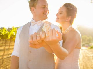 Jesse and Curtis's Wedding in Paso Robles, California 12