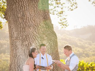 Jesse and Curtis's Wedding in Paso Robles, California 10