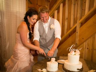 Jesse and Curtis's Wedding in Paso Robles, California 23