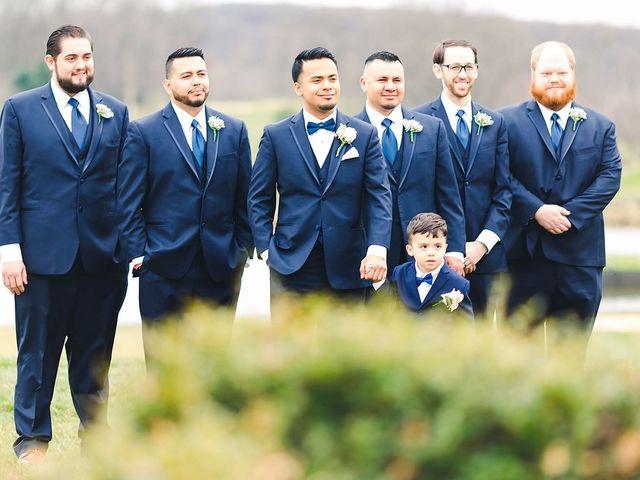 Paulino and Jessica's Wedding in York, Pennsylvania 2