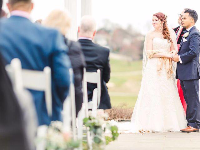 Paulino and Jessica's Wedding in York, Pennsylvania 3