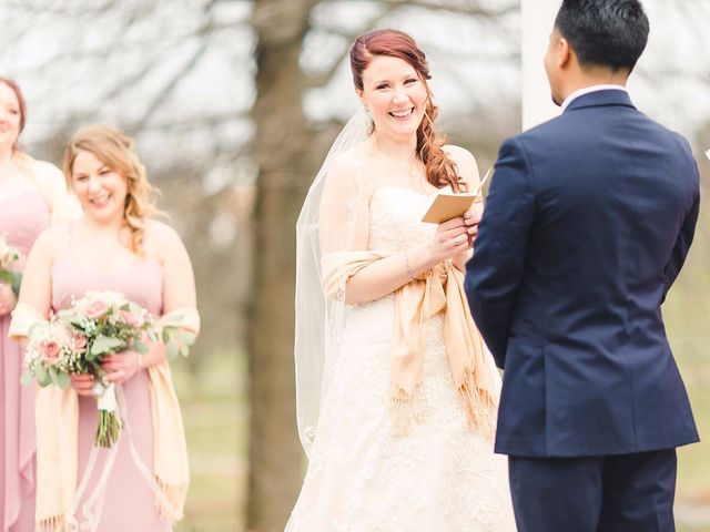 Paulino and Jessica's Wedding in York, Pennsylvania 10
