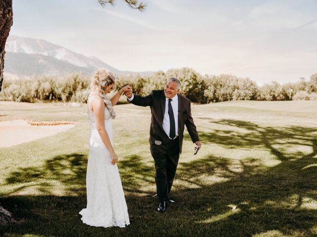 Tylor and Chanelle's Wedding in Reno, Nevada 6