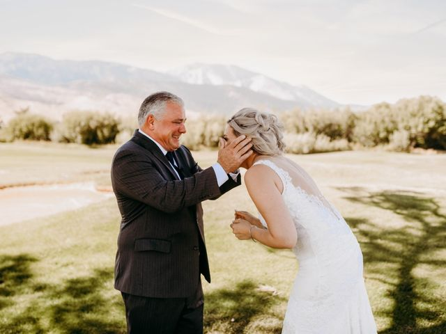 Tylor and Chanelle's Wedding in Reno, Nevada 7