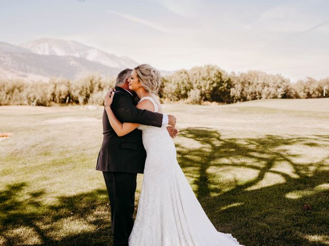 Tylor and Chanelle's Wedding in Reno, Nevada 9