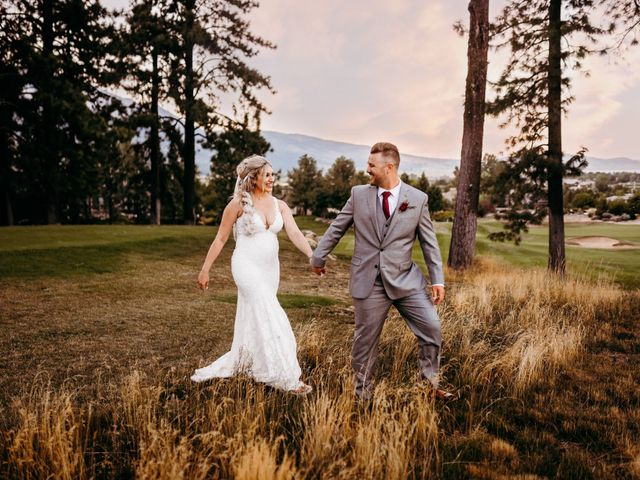 Tylor and Chanelle's Wedding in Reno, Nevada 2
