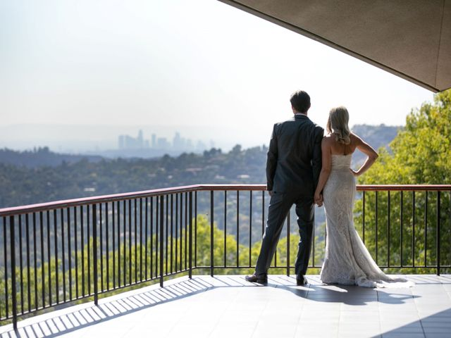 Andy and Sara 's Wedding in La Canada Flintridge, California 10