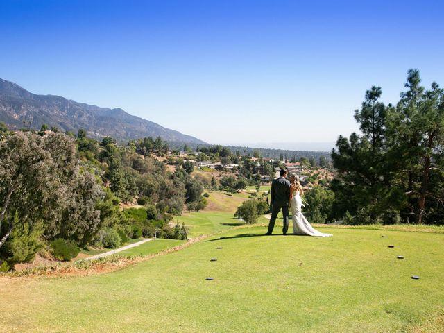 Andy and Sara 's Wedding in La Canada Flintridge, California 12