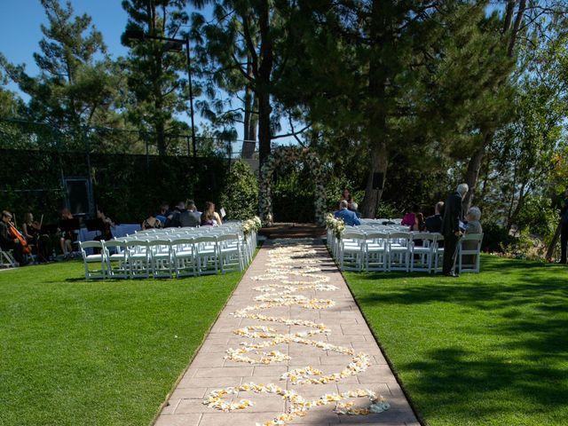 Andy and Sara 's Wedding in La Canada Flintridge, California 16