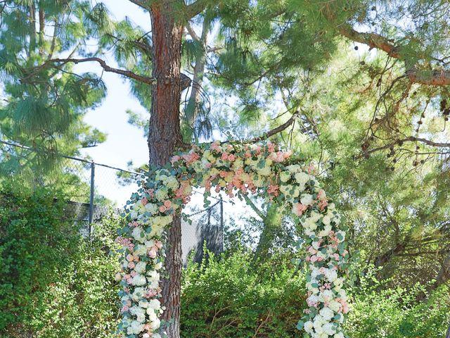 Andy and Sara 's Wedding in La Canada Flintridge, California 17