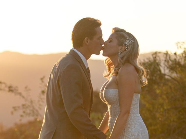 Andy and Sara 's Wedding in La Canada Flintridge, California 76