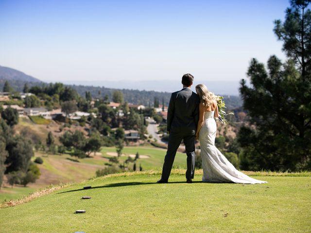 Andy and Sara 's Wedding in La Canada Flintridge, California 45