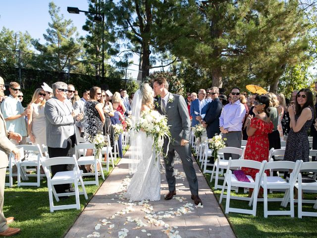 Andy and Sara 's Wedding in La Canada Flintridge, California 32