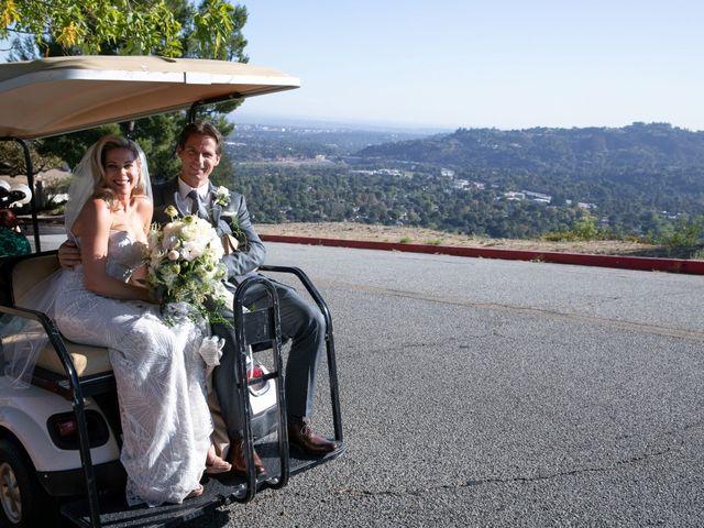 Andy and Sara 's Wedding in La Canada Flintridge, California 43