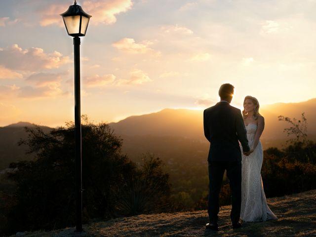 Andy and Sara 's Wedding in La Canada Flintridge, California 77