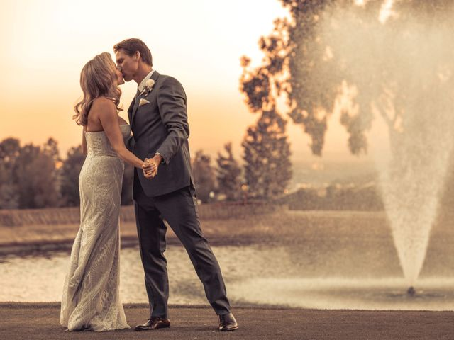 Andy and Sara 's Wedding in La Canada Flintridge, California 73