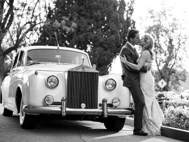Andy and Sara 's Wedding in La Canada Flintridge, California 47