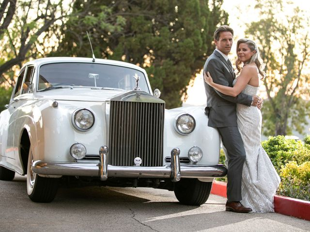 Andy and Sara 's Wedding in La Canada Flintridge, California 46