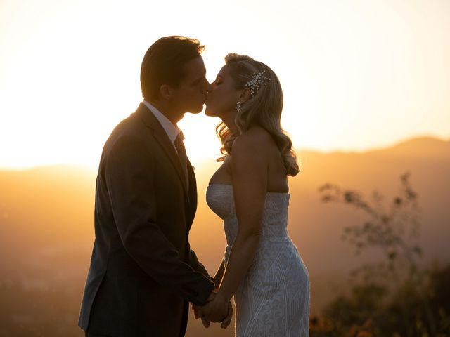 Andy and Sara 's Wedding in La Canada Flintridge, California 75