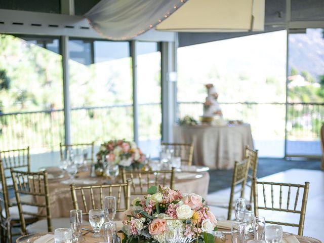 Andy and Sara 's Wedding in La Canada Flintridge, California 61