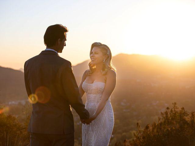 Andy and Sara 's Wedding in La Canada Flintridge, California 74