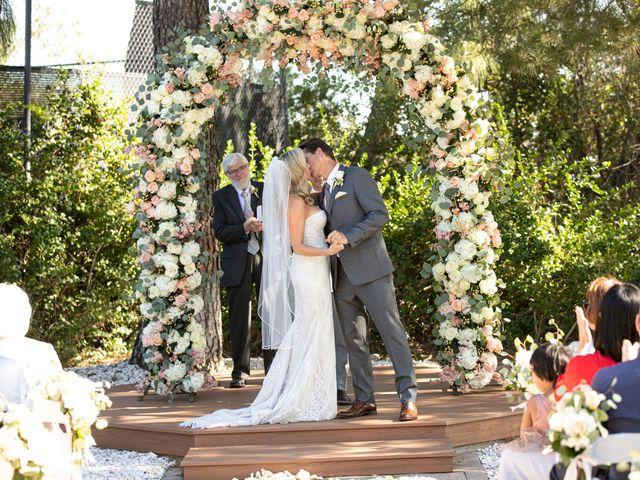 Andy and Sara 's Wedding in La Canada Flintridge, California 31