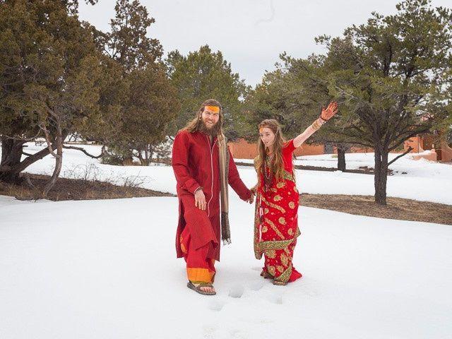 Sadie and Anthony's Wedding in Crestone, Colorado 6
