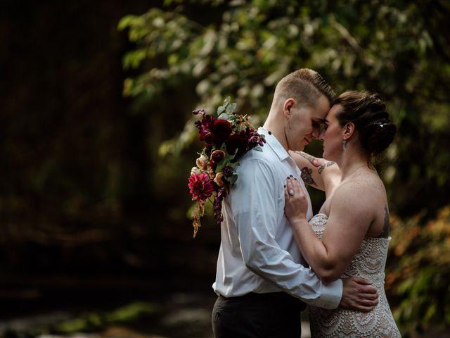 Joe and Samantha's Wedding in Juneau, Alaska 10