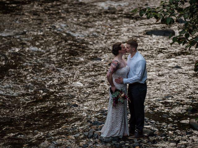 Joe and Samantha's Wedding in Juneau, Alaska 12