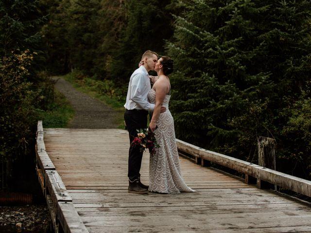 Joe and Samantha's Wedding in Juneau, Alaska 13
