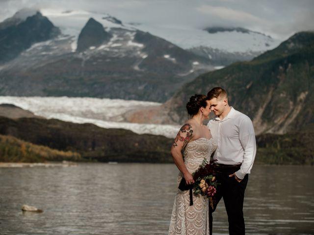 Joe and Samantha's Wedding in Juneau, Alaska 15